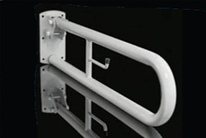 Orion Product Development Case Study - Innovative Disability Products Hinged Rail